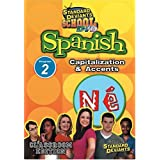 Standard Deviants School - Spanish, Program 2 - Capitalization & Accents (Classroom Edition) by Standard Deviants School