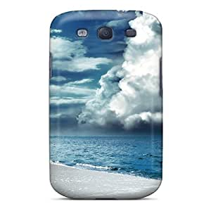 Top Quality Protection Closer To The Sky Case Cover For Galaxy S3 by lolosakes