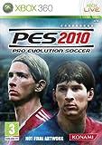 cheap 360 console - Pro Evolution Soccer 2010