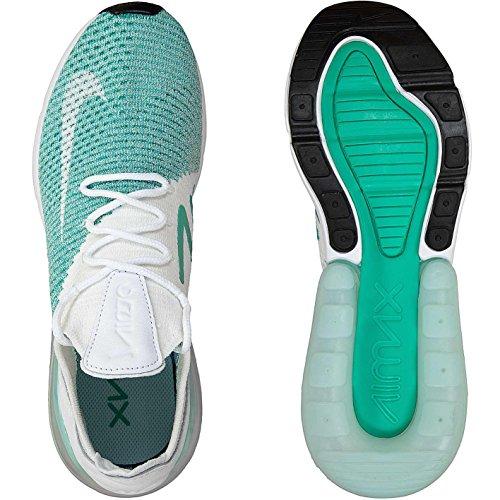 301 Verde Max Basket vert Blanc Nike Ah6803 W Air Flyknit 270 Femme TSpqUxpfw