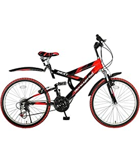 4b5d7301c1b Buy Hero RangerDTB-VX 26T 6 Speed Mountain Cycle (Red/Black) Online ...