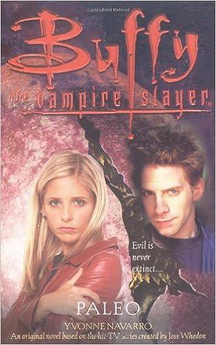 Paleo Buffy the Vampire Slayer