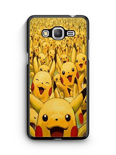 Coque Samsung Galaxy A3 2014 Pokemon go team pokedex Pikachu Manga valor mystic instinct case REF11048