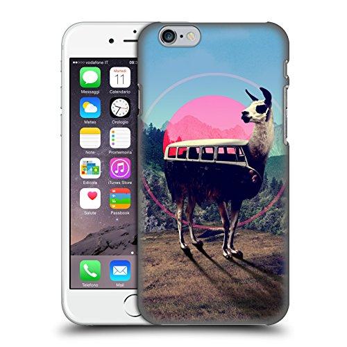 Ufficiale Ali Gulec Lama Con Convinzione Cover Retro Rigida per Apple iPhone 6 / 6s