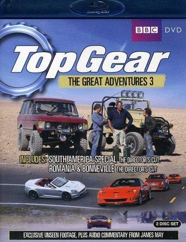 Top Gear - Great Adventures: Volume 3 [Blu-ray]