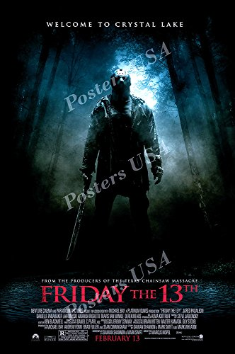 Posters USA Friday the 13th GLOSSY FINISH Movie