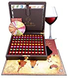 Master Wine Aroma Tasting Kit - 88 aromas (game board included)