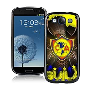 Personalized Case USA Soccer 22 Samsung Galaxy S3 I9300 Case in Black