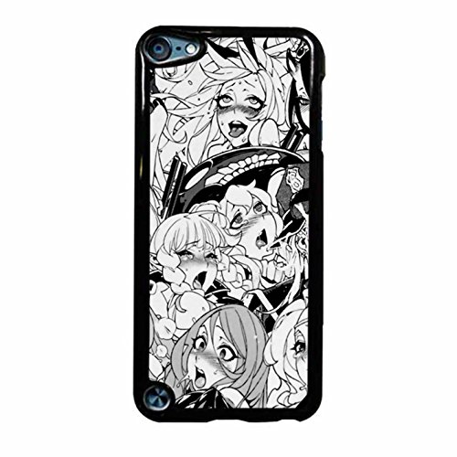 Ahegao Pervert Manga iPod Touch 5 Case Cover (Bianca Plastic)