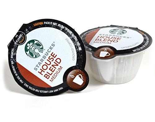 Starbucks House Blnd pack each