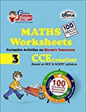 Perfect Genius Mathematics Worksheets for Class -  3: Based on Bloom's Taxonomy