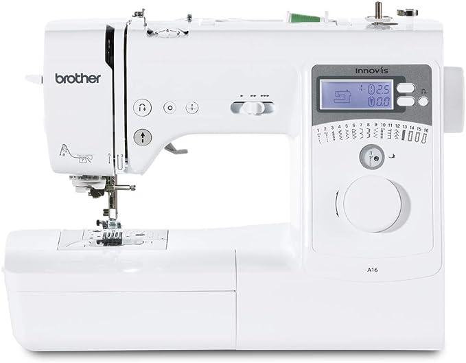 Brother Innov-Is A16 + – Máquina de Coser (Dealer del Paquete ...