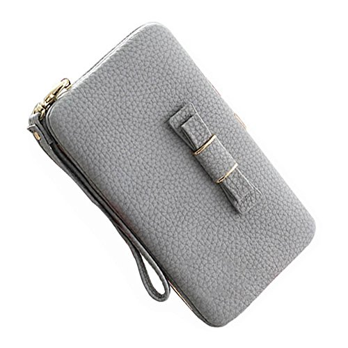Clutch Bag With Hand Strap - 4