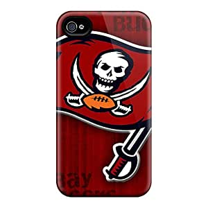 New Arrival Case Cover With ElA2294Ovsg Design For Iphone 4/4s- Tampa Bay Buccaneers