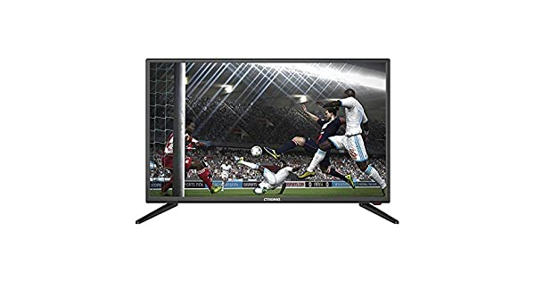 CTRONIQ 32-inch HD LED TV with Built-in DVB-T2 Receiver