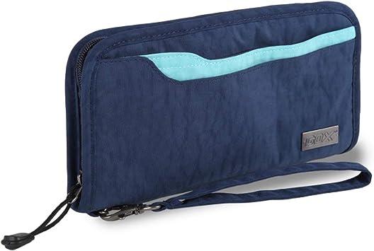 KELTY S LANCE Whitechapel Convenient Unisex Card Bag,with A Handle,Travel Wallet 4.6oz