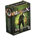 Wyrd Miniatures Malifaux Neverborn Mr. Graves Model Kit 6