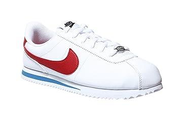 quality design 26434 71576 Nike Cortez Basic SL (GS) - Zapatillas de Running, Niño, Blanco(  Amazon.es Zapatos y complementos