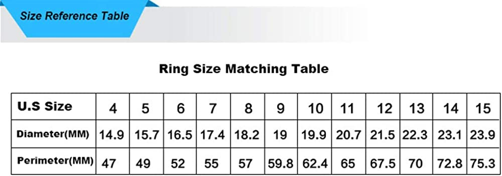 Excow Jewelry Stainless Steel AAA Cubic Zirconia Gold Plated Engagement Ring Band Price 1pc
