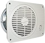 Suncourt TW208 Thru-Wall Fan Variable Speed Hardwire