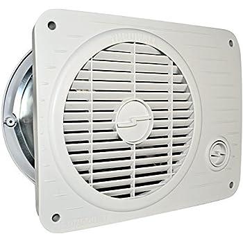 Panasonic Fv 08wq1 Whisperwall 70 Cfm Wall Mounted Fan Bathroom Fans