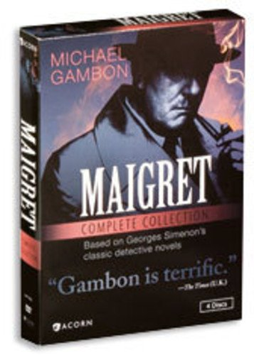 MAIGRET COMPLETE COLLECTION (May The Best Thief Win)