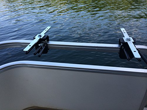 Cuisinart Grill Modified For Pontoon Boat With Arnall S