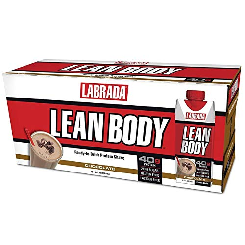 Lean Body Ready-to-Drink Chocolate