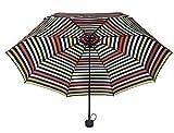 Generic Durable Rain Umbrella Size 54inch Multicolor
