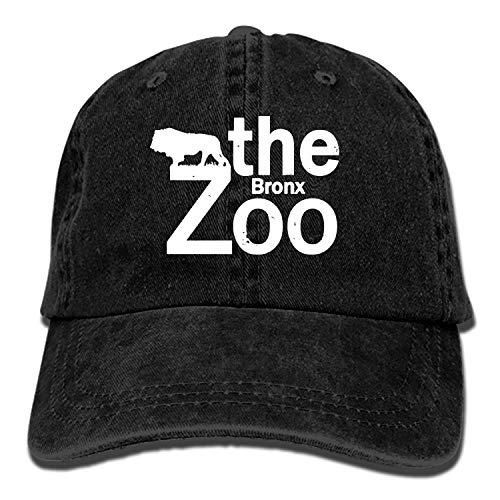 - The Bronx Zoo Adult Denim Dad Solid Baseball Cap Hat