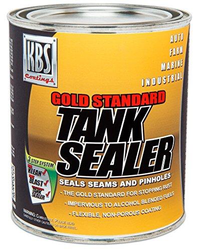 KBS Coatings 5400 Gold Standard Tank Sealer - 1 Quart