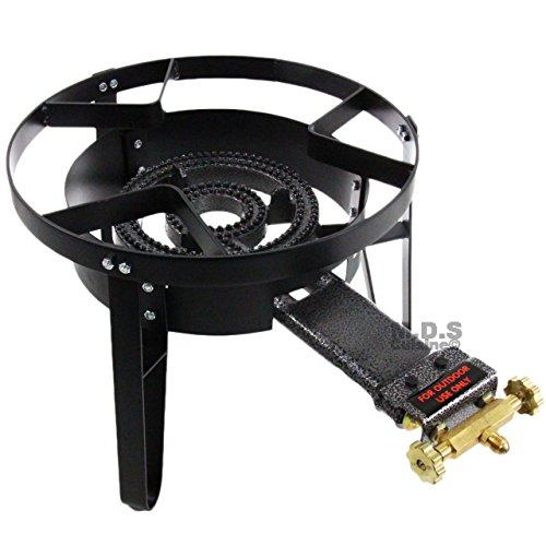 gas burner for wok - 8