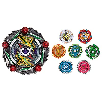 Takara Tomy Beyblade Burst B-164 Random Booster Vol.20 (8 Types for 1): Toys & Games
