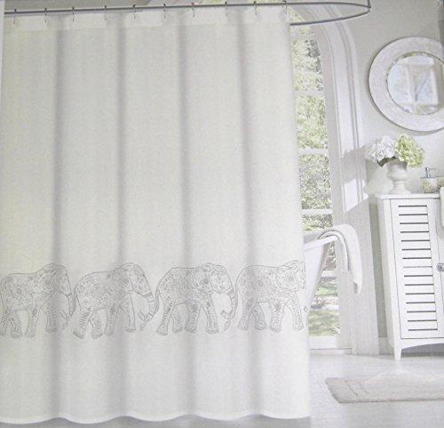 30OFF Hotel Nouveau Premium Quality Embridered Shower Curtain