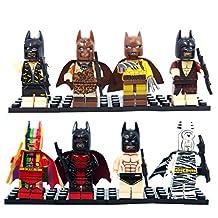 Batman Figure Building Block for LEGO 8 PCS