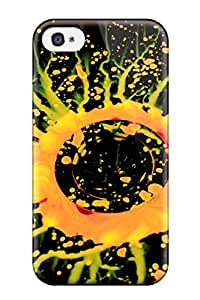 Durable Protector Case Cover With 3d Hot Design For Iphone 4/4s