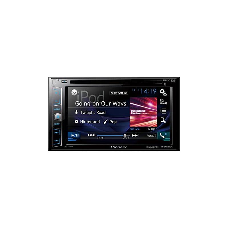 Pioneer AVH-X2800BS In-Dash DVD Receiver