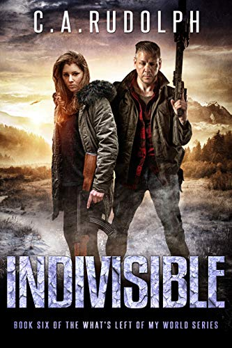 INDIVISIBLE: Book Six of the What's Left of My World Series by [Rudolph, C.A.]