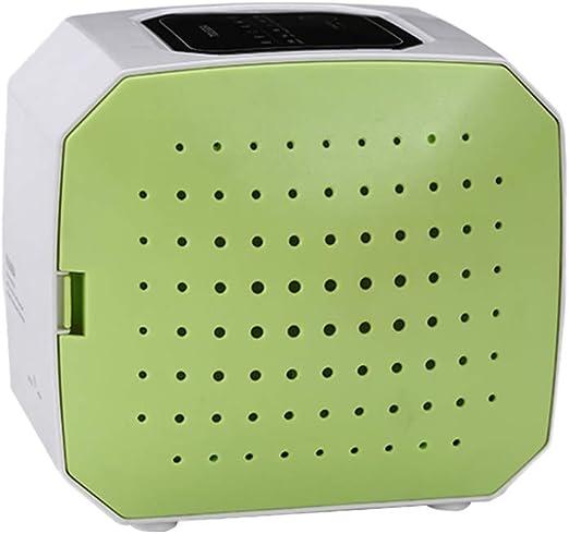 Vosarea Purificador de Aire Generador de Iones Negativos purificador de Aire Anion LED Generador de ionizador Pantalla Air Gastos (Verde): Amazon.es: Hogar