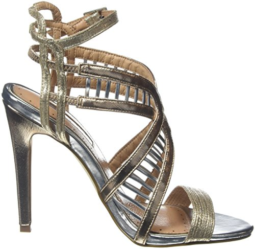 Miss KG Damen Fox Pumps Multicolor (Metal Comb)