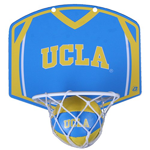 Ucla Bruins Mini Basketball And Hoop Set