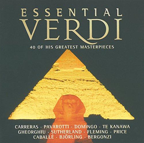 Essential Verdi (2 CDs)