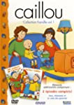 Caillou : collection famille, vol. 1...