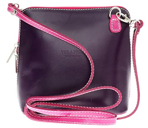 Para Bolso Mujer Purple Fuchsia Cruzados Elegant tEqOdd