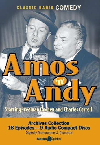 Old Time Radio Amos And Andy (Amos 'n' Andy (Old Time Radio))