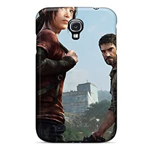 Fashionable VLbcIOc6216orgNr Galaxy S4 Case Cover For The Last Of Us Ellie And Joel Protective Case