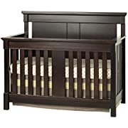 Childcraft Bradford 4-In-1 Convertible Crib - Rich Java