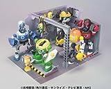 Keroro Gunsou Keroro Robo Set Plus Keron Army's Factory by Bandai