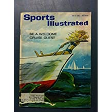 1963 Sports Illustrated May 13 Cruise Ship Fair to Good [[Lt moisture]]