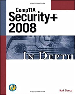 Book CompTIA Security+ 2008 In Depth